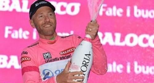 Tuft maglia rosa Giro 2014