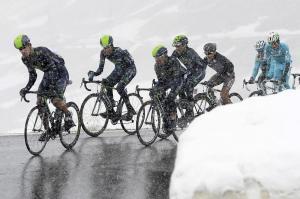 Giro d'Italia 2014 - Tappa 16 Ponte di Legno - Val Martello