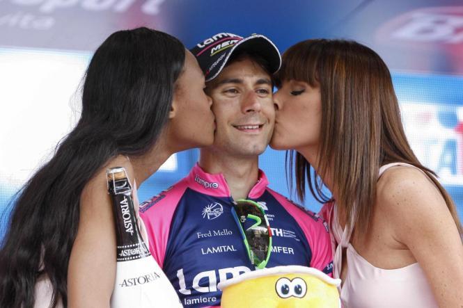 Giro d'Italia 2015 - 98a edizione - Tappa 7  - da Grosseto a Fiuggi / 264 Km