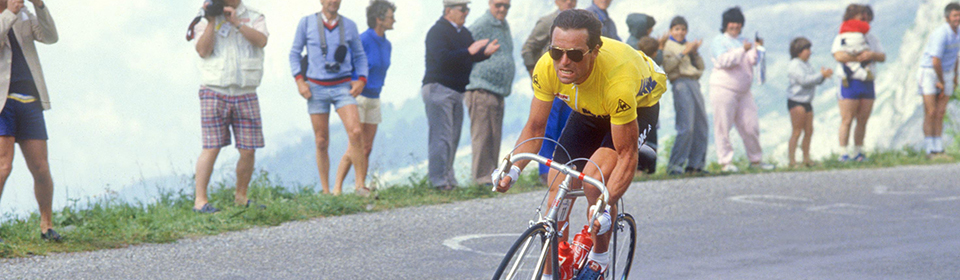 TOUR DE FRANCE 1985 : TOULOUSE / LUZ ARDIDEN