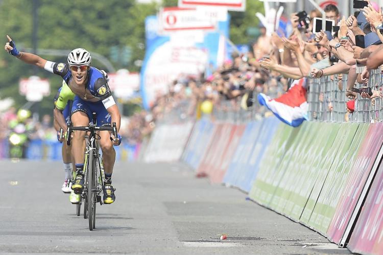 Giro d'Italia 2016 - 99a edizione -  Tappa 18 - da Muggio' a Pinerolo