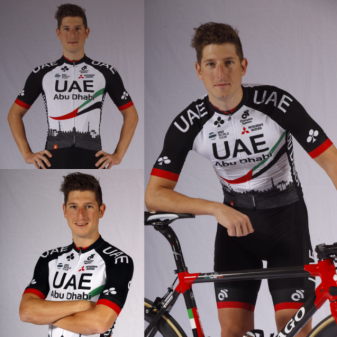 TEAM UAE ABU DHABI
